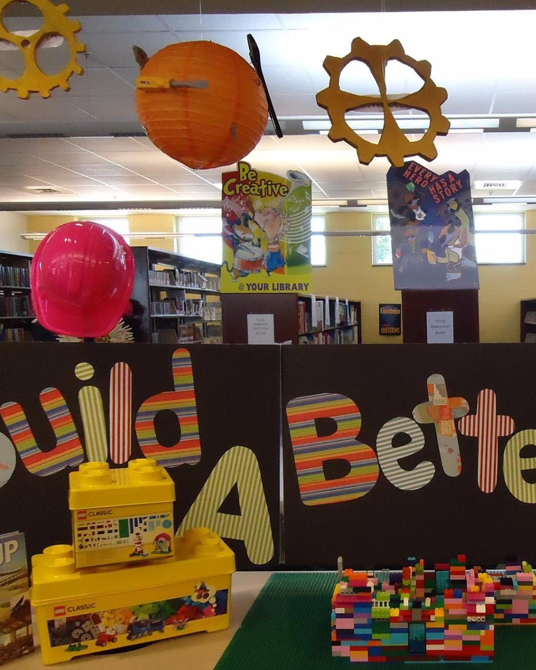 Library Build a Better World